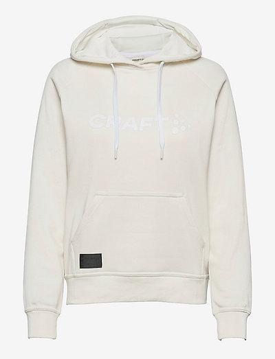 CORE Craft Hood W - hoodies - whisper