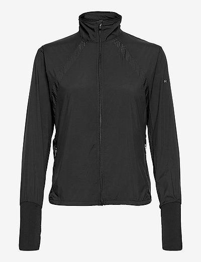 ADV Essence Wind Jacket W - training jackets - black