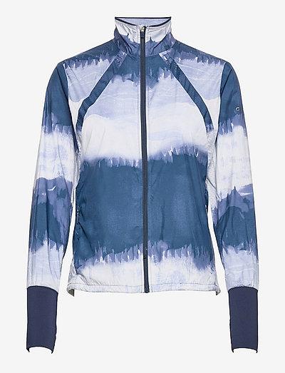 ADV Essence Wind Jacket W - training jackets - multi-blues