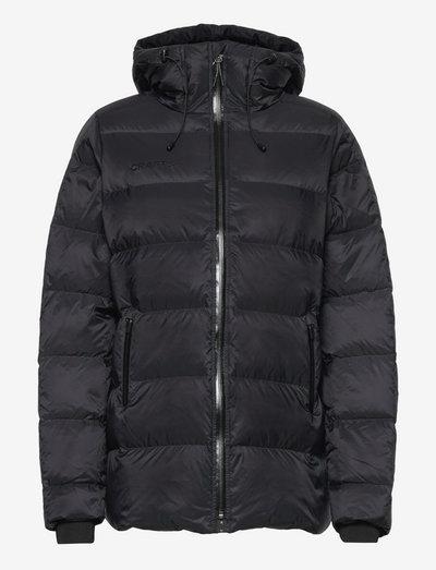 ADV Explore Down jacket W - sportjassen - black