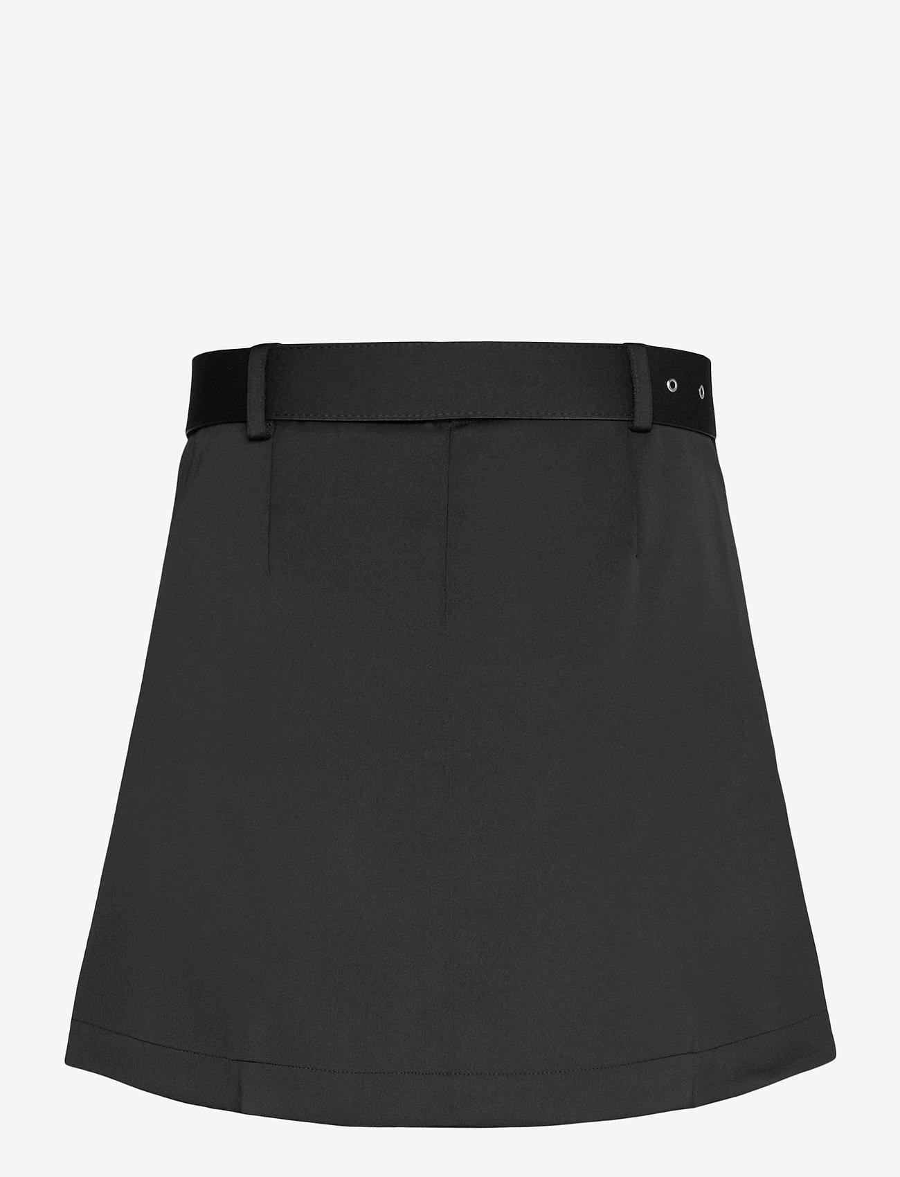 Cras - Romycras skirt - korta kjolar - black - 1