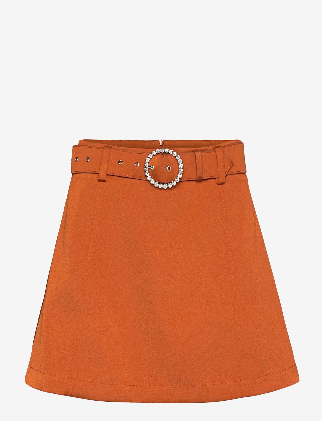 Cras - Romycras skirt - korta kjolar - rust - 0