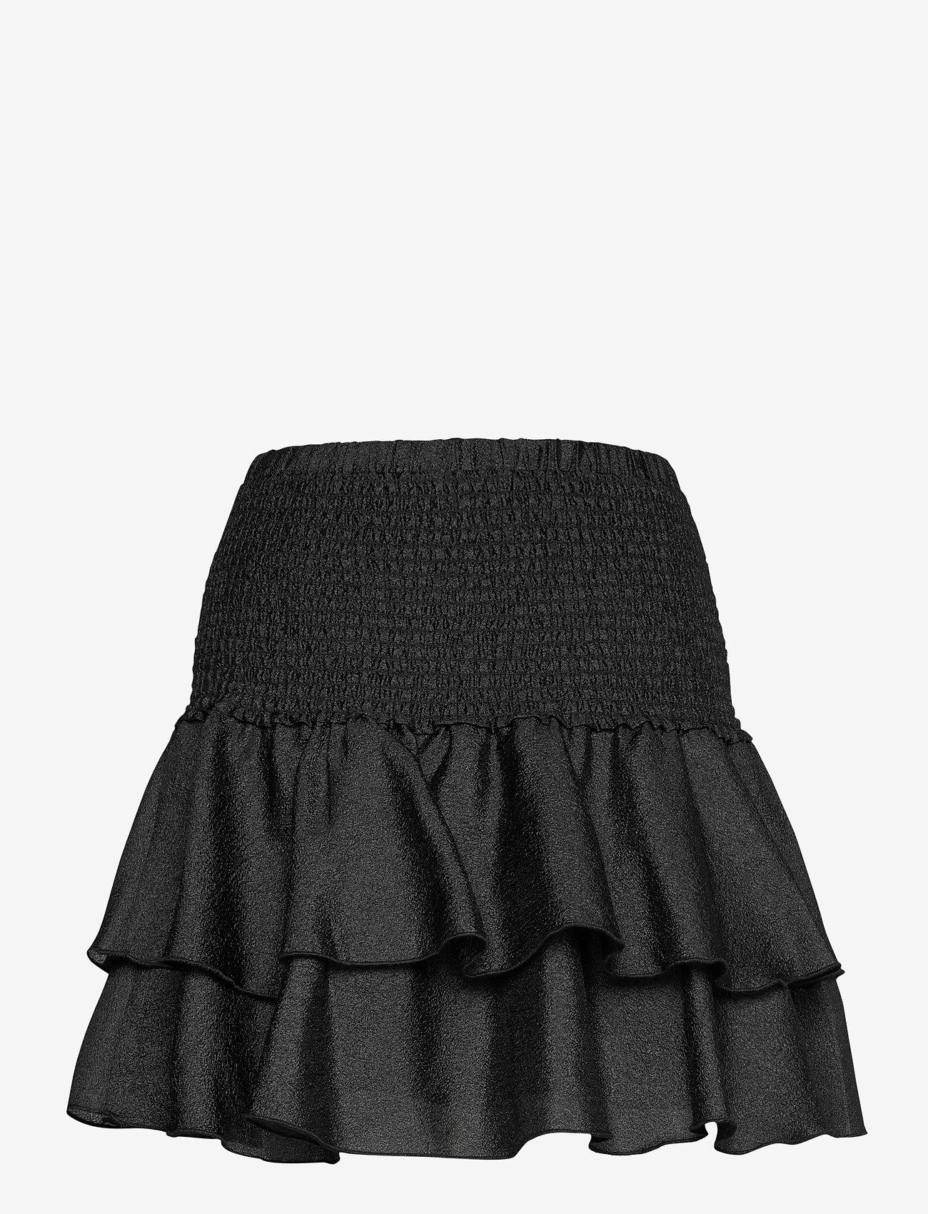 Cras - Figarocras skirt - short skirts - black - 1