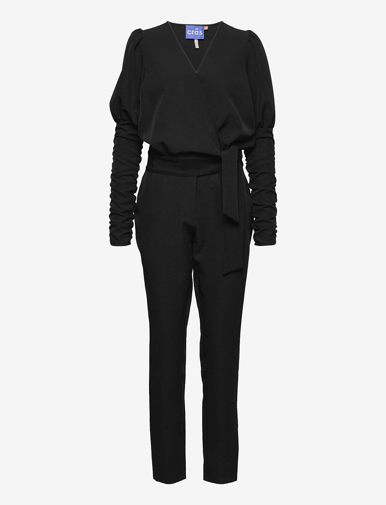 Cras - Esmacras Jumpsuit - kleding - black - 0