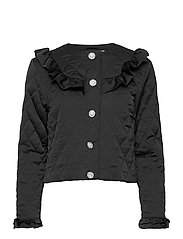 Sallycras Jacket - BLACK