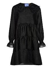 Lenacras dress - BLACK