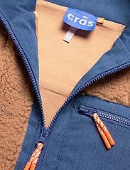 Cras - Adelecras Vest - puffer vests - doe mazerine blue - 2