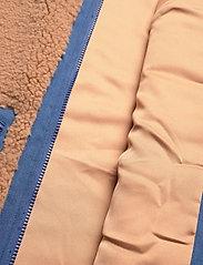 Cras - Adelecras Vest - puffer vests - doe mazerine blue - 4