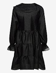 Cras - Lenacras dress - alledaagse jurken - black - 1