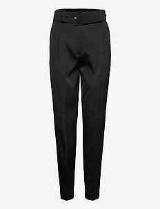 Susicras pants - broeken med skinny fit - black
