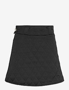 Sallycras skirt - korta kjolar - black