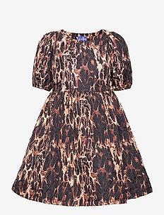 Triciacras dress - korta klänningar - halli