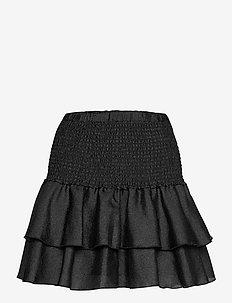 Figarocras skirt - korta kjolar - black