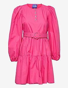 Aiacras Dress - cocktailklänningar - fandango pink
