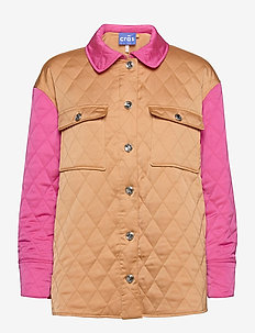 Novacras Jacket - quilted jackets - doe neon