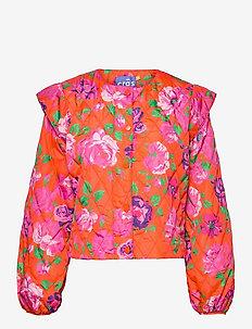 Millacras jacket - quiltade jackor - flower jam