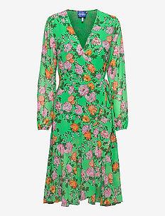 Hudsoncras Dress - zomerjurken - island flower