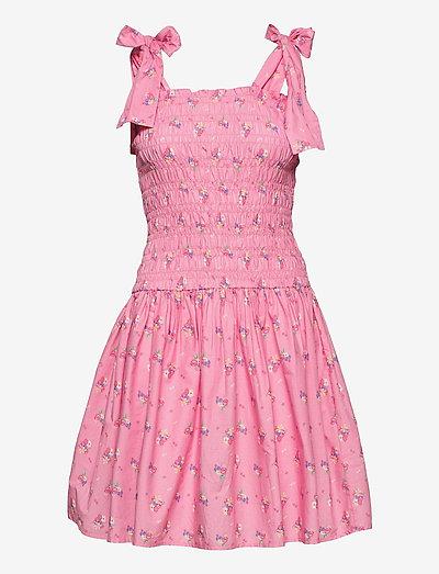 Fleurcras dress - krótkie sukienki - fleur