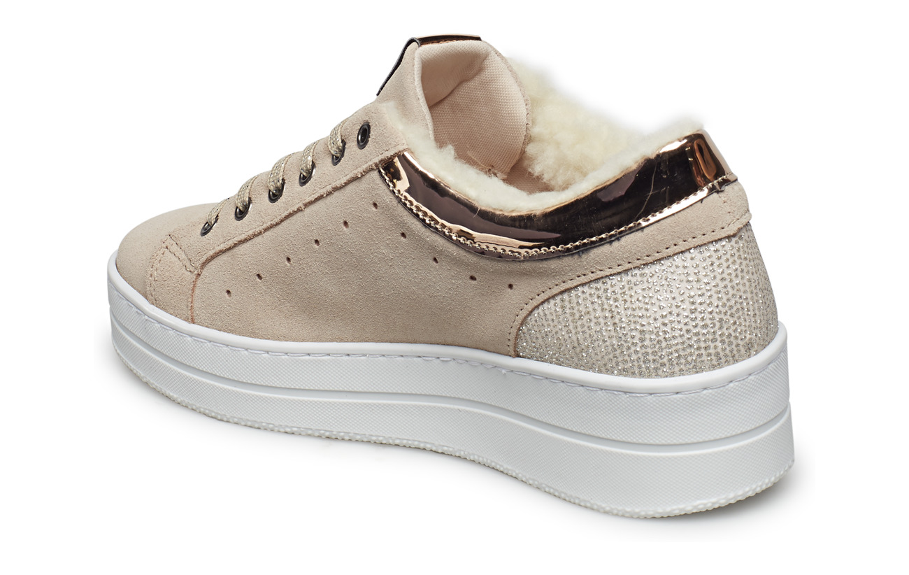Cream Lise 100 Daim Sneakers Smoke Rose rr7wT6xUn