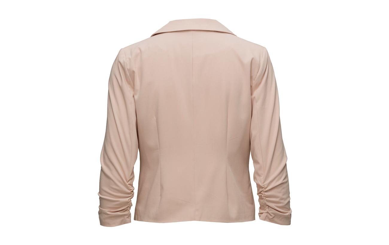 Dust Rose Esther 4 Elastane Blazer Cream Sleeve 65 Viscose Polyester 30 3 5 Aqn6YO