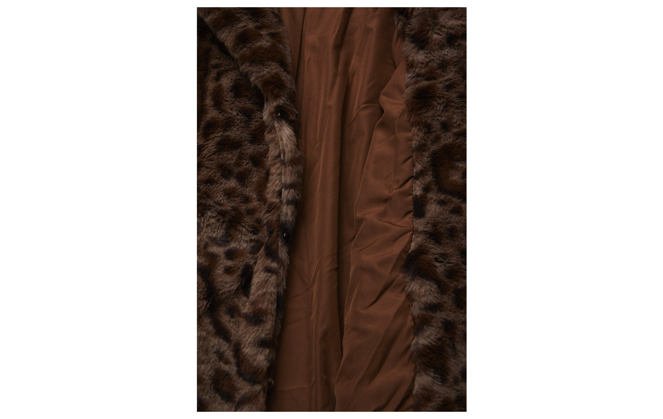 Intérieure Black Polyester Cream Char Fur Jacket Pitch Doublure Équipement 100 WxUCnx