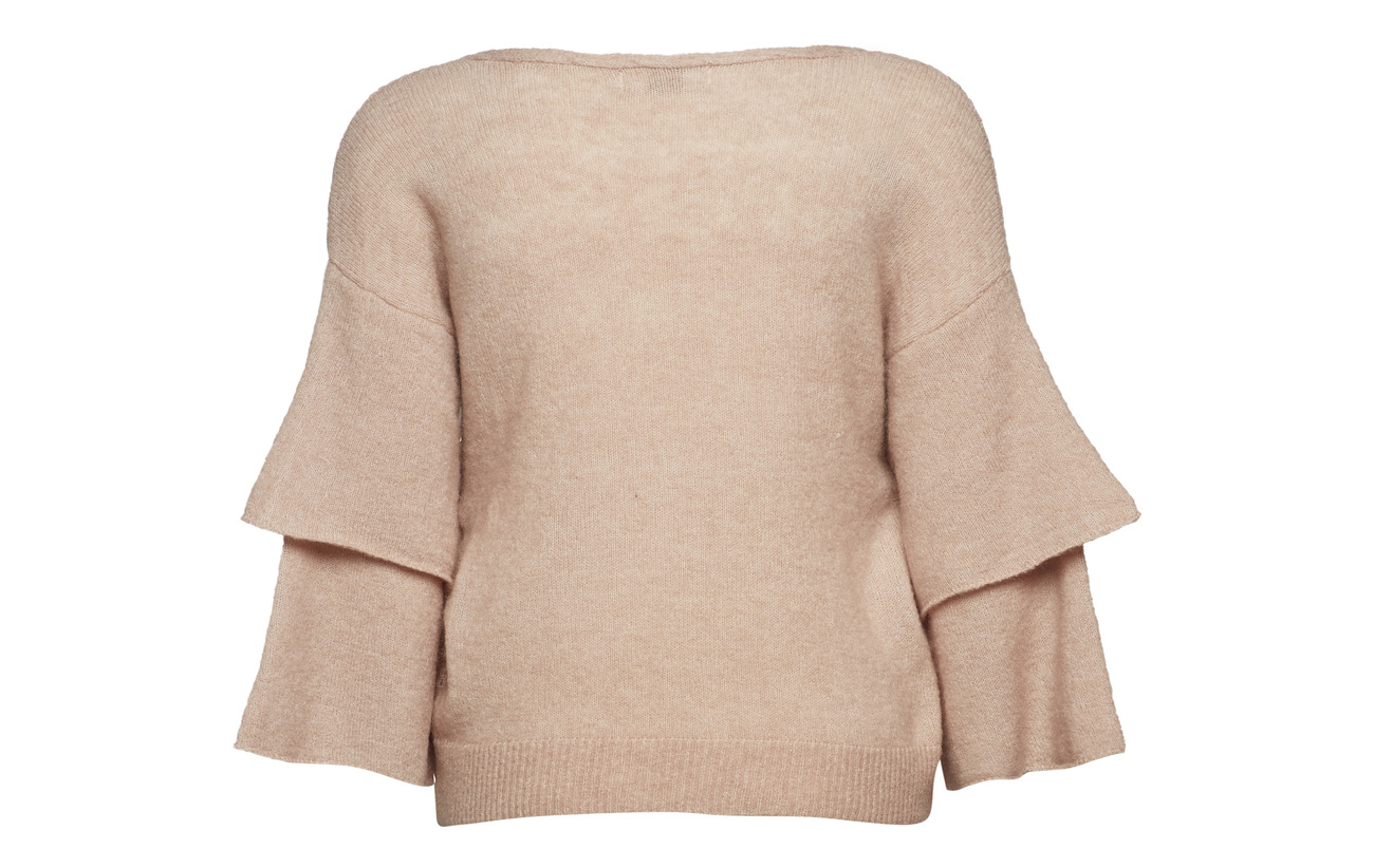 Penelope Rose Acrylique 15 Dust Laine Pullover 2 Cream 26 Knit Mohair 20 Polyamide 37 Elastane TRxqqp