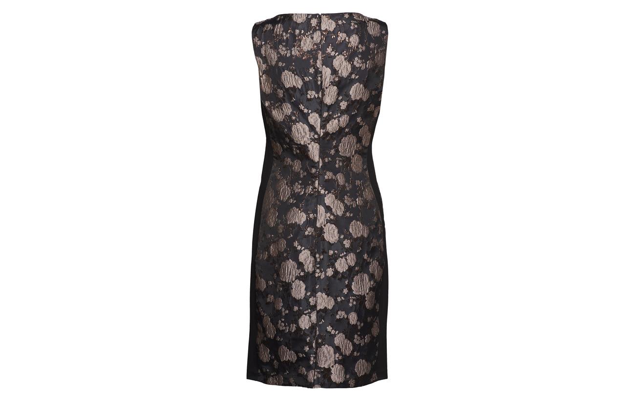Polyester Overknee Intérieure Dress Doublure Équipement Pitch Cream Black Ina 100 qaOf8f