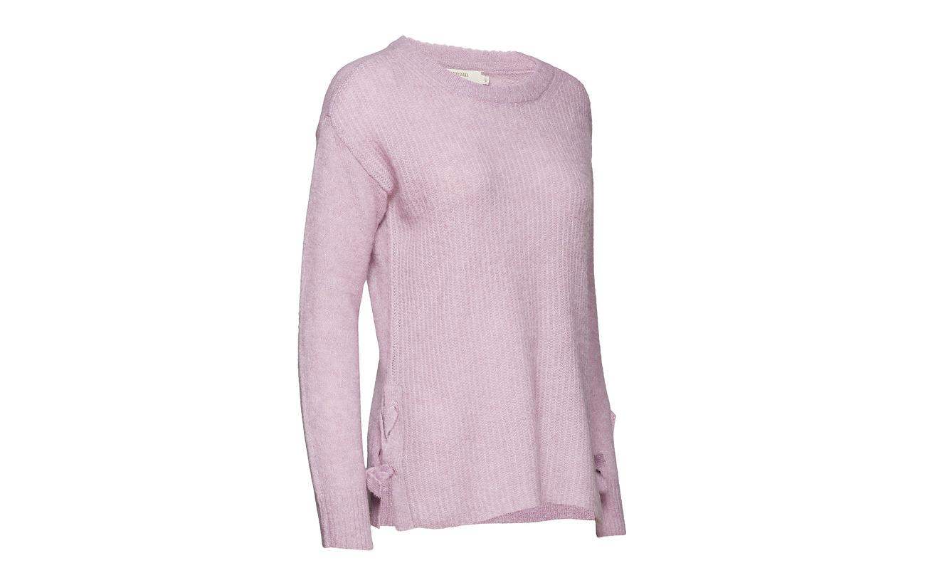 Elastane Cream 4 36 16 Knit Blue 18 Pullover Laine Zoey Lavender Acrylique 26 Alpaga Nylon r1q6Trw