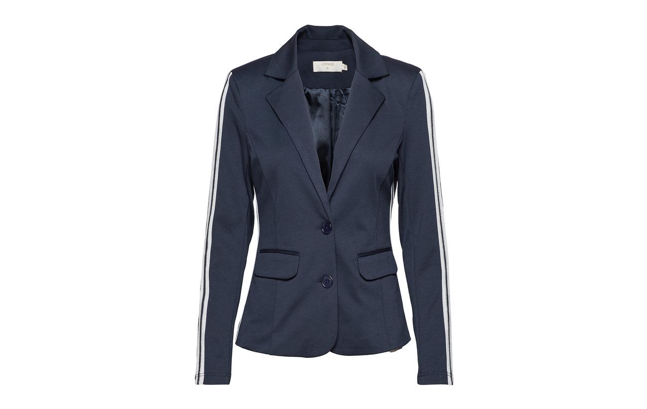97 Intérieure Beate Blazer Elastane Doublure Équipement Polyester Grey Melange 3 Light Viscose 17 80 Cream 0FYwqdF