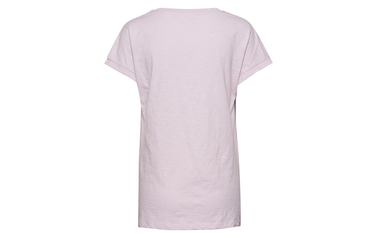Tshirt Lavender Coton 100 Purple Cream Lavenie 8q45PP