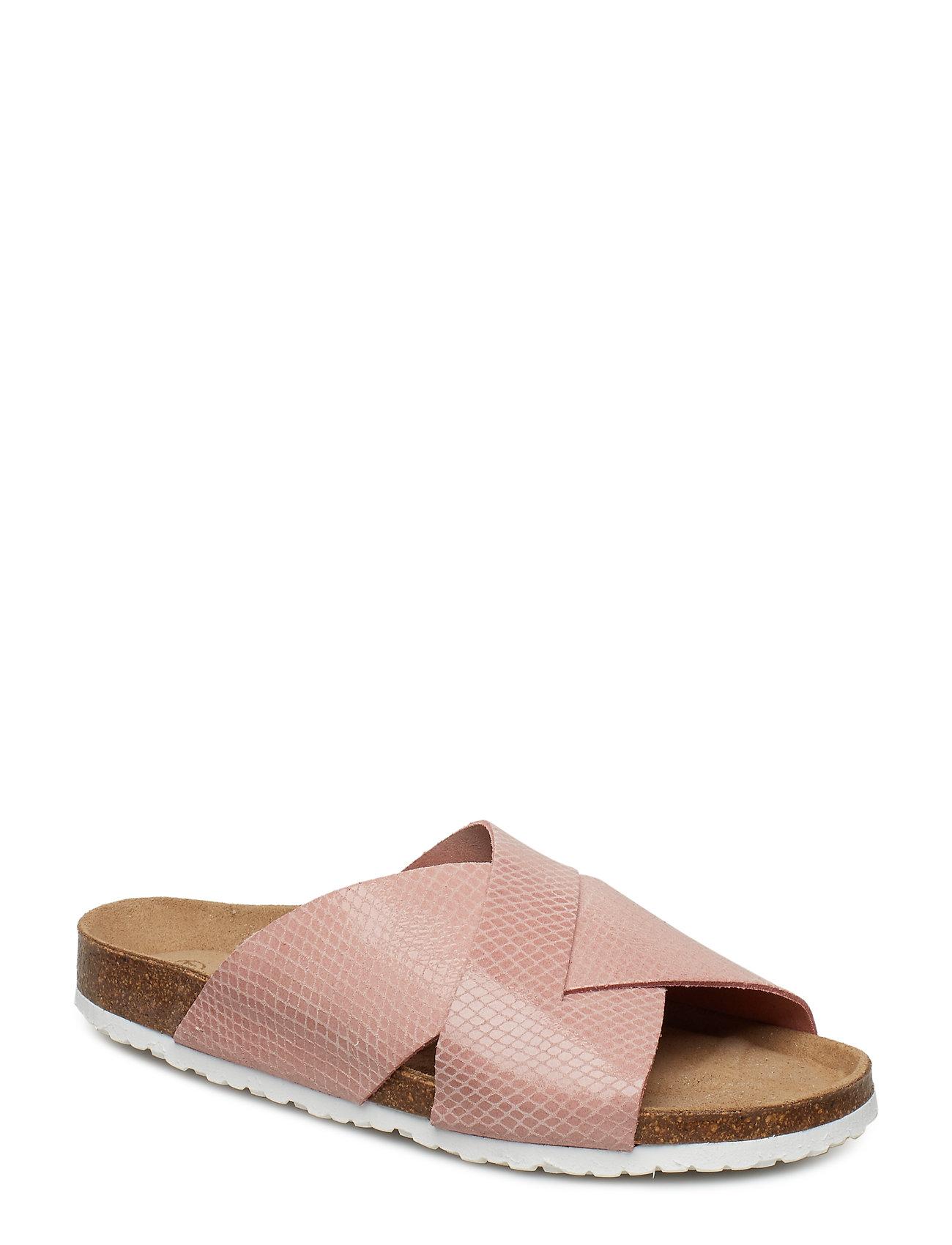 ed8abb60c6cc Runa Sandal flade sandaler fra Cream til dame i CHALK - Pashion.dk