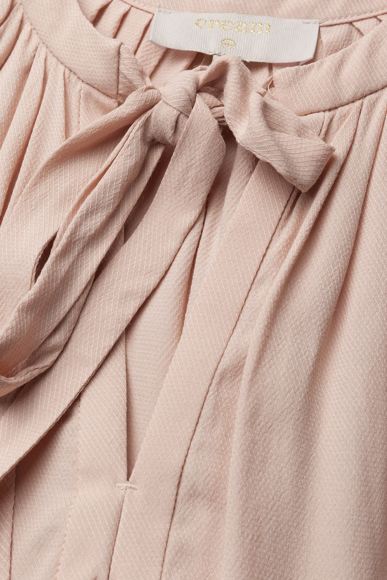 Cream - Vera blouse - Ærmeløse bluser - rose dust - 1