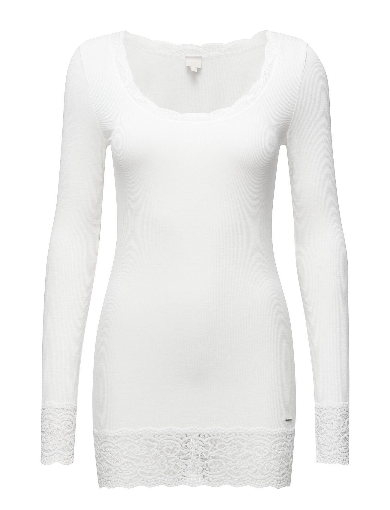 e1441a5d Vanessa L/s T-shirt (Chalk) (299.25 kr) - Cream - | Boozt.com