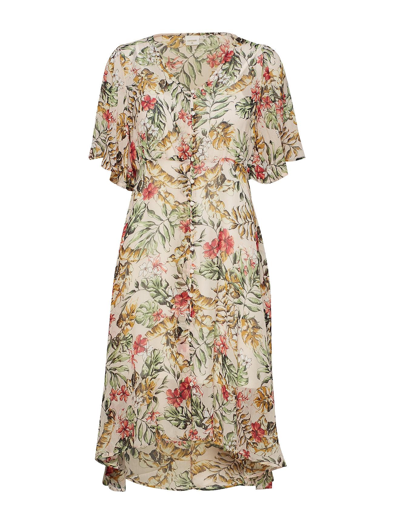 Cream Elodie Dress Klänningar