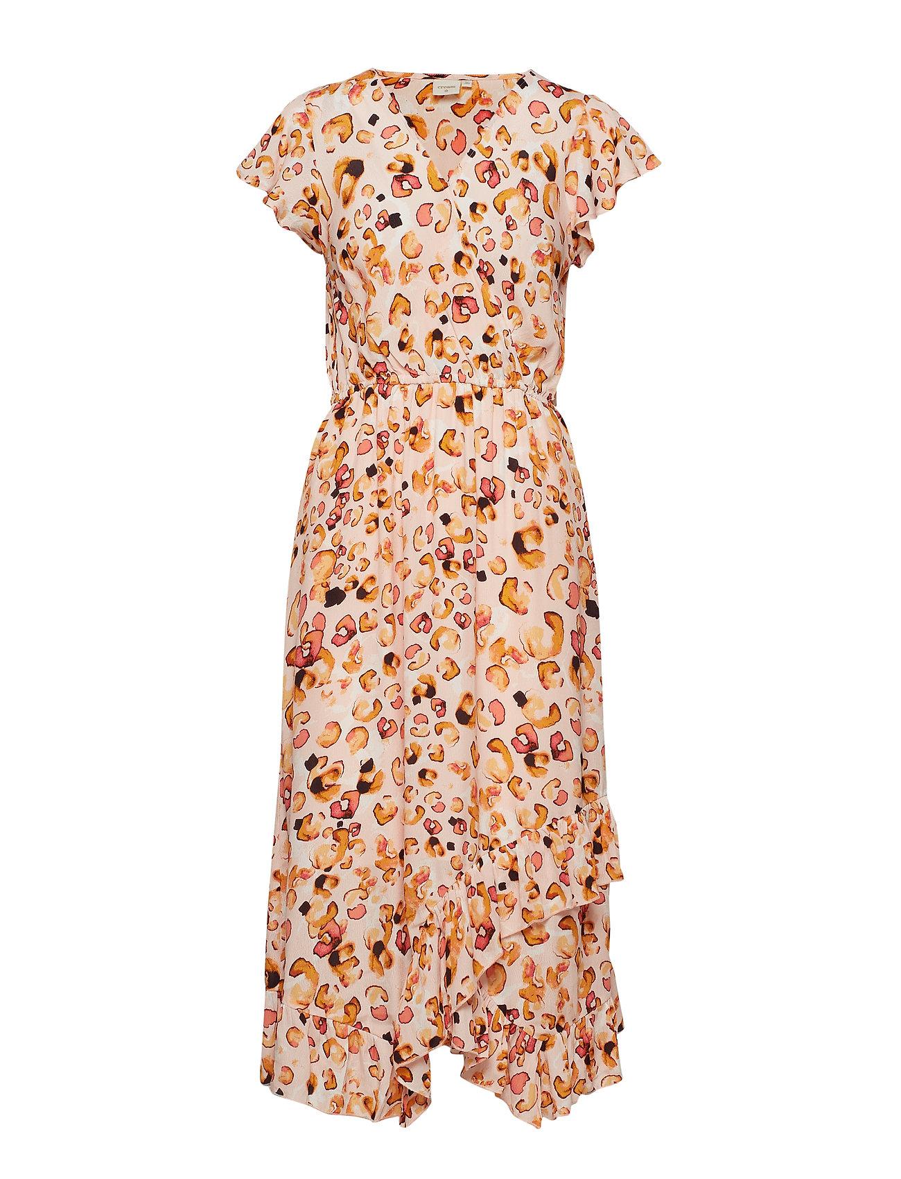Cream Alexia Dress