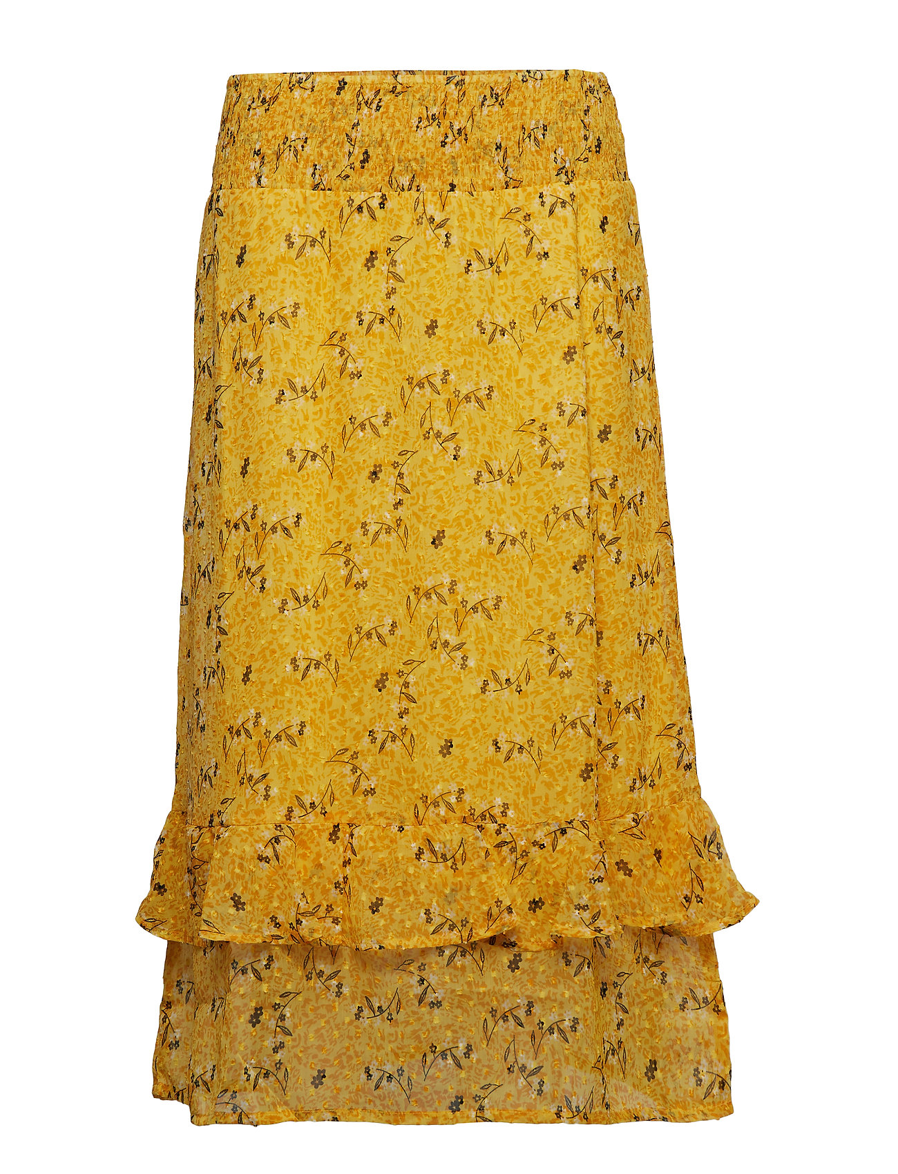 Cream Dimitra Skirt - CORNSILK YELLOW
