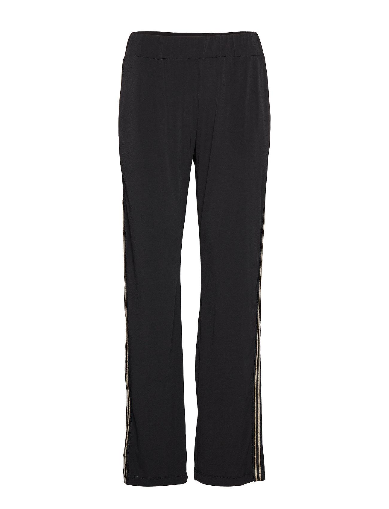 Cream Omina Pants - PITCH BLACK