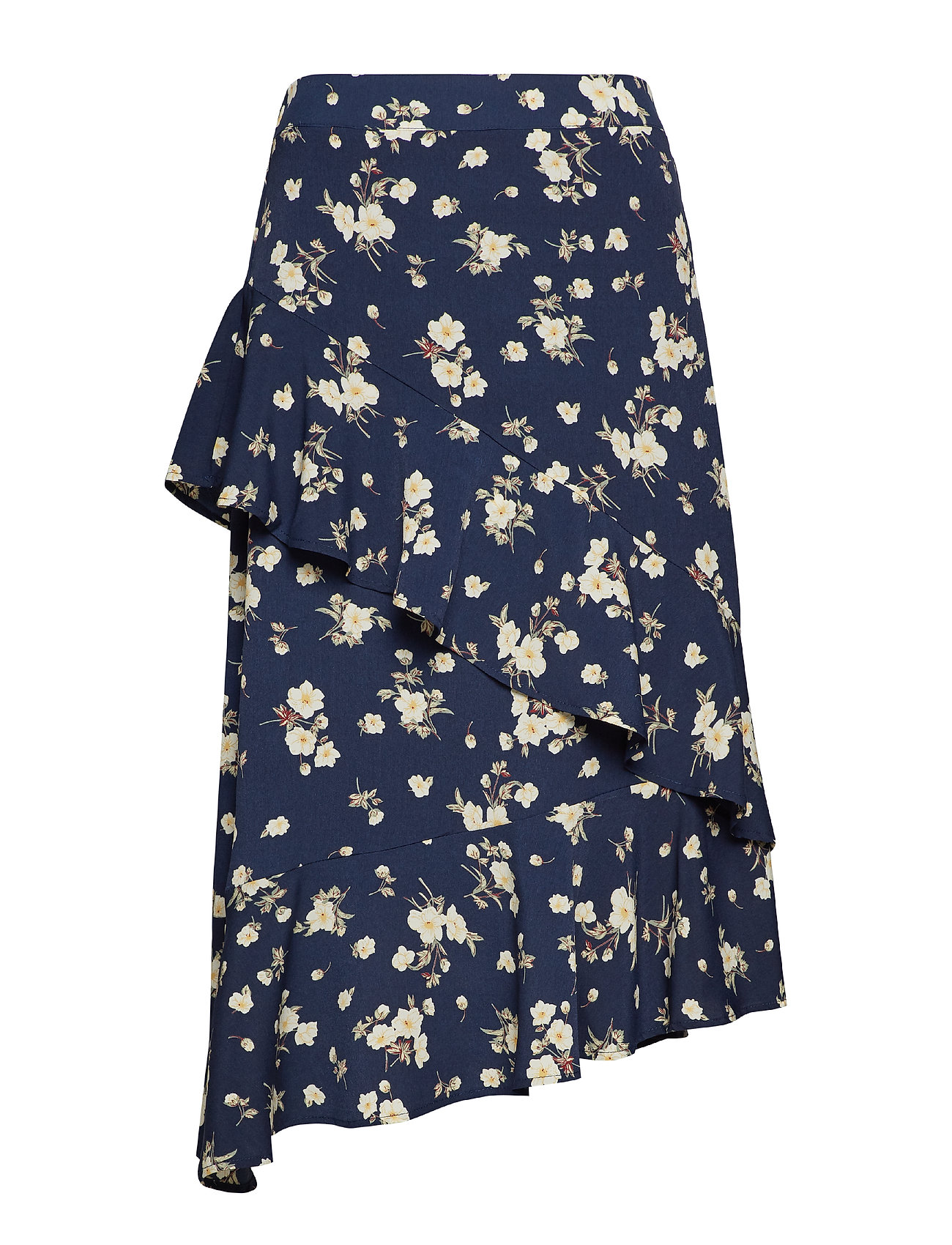 Cream HarrietteCR Skirt - CAPTAIN NAVY