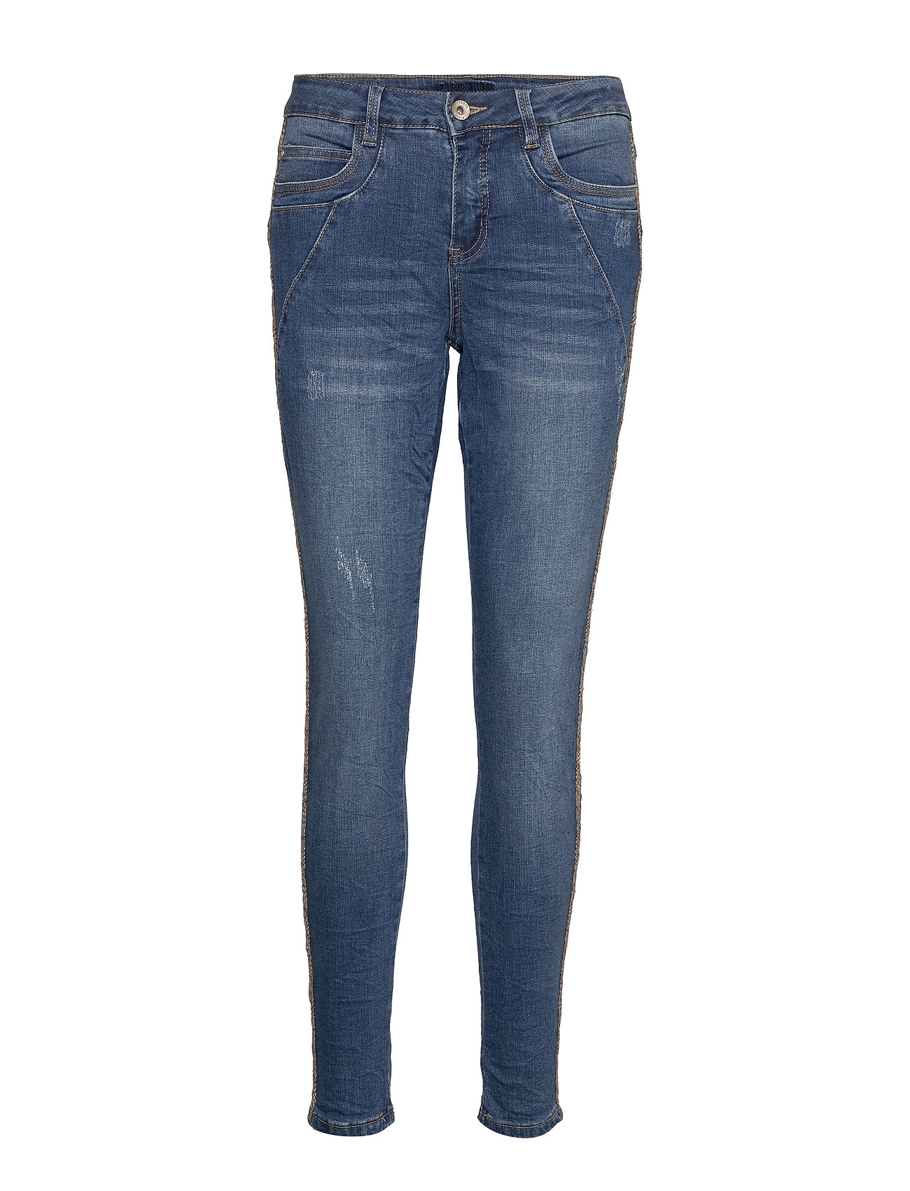 Cream HostaCR Jeans - Baiily Fit - CLEAR BLUE DENIM