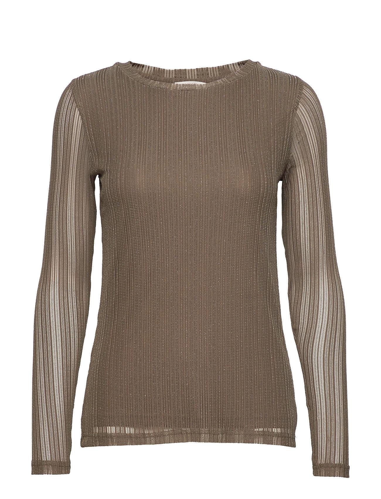 Zoecr GreenCream Long Sleeve T shirtsea ikZOXPuT