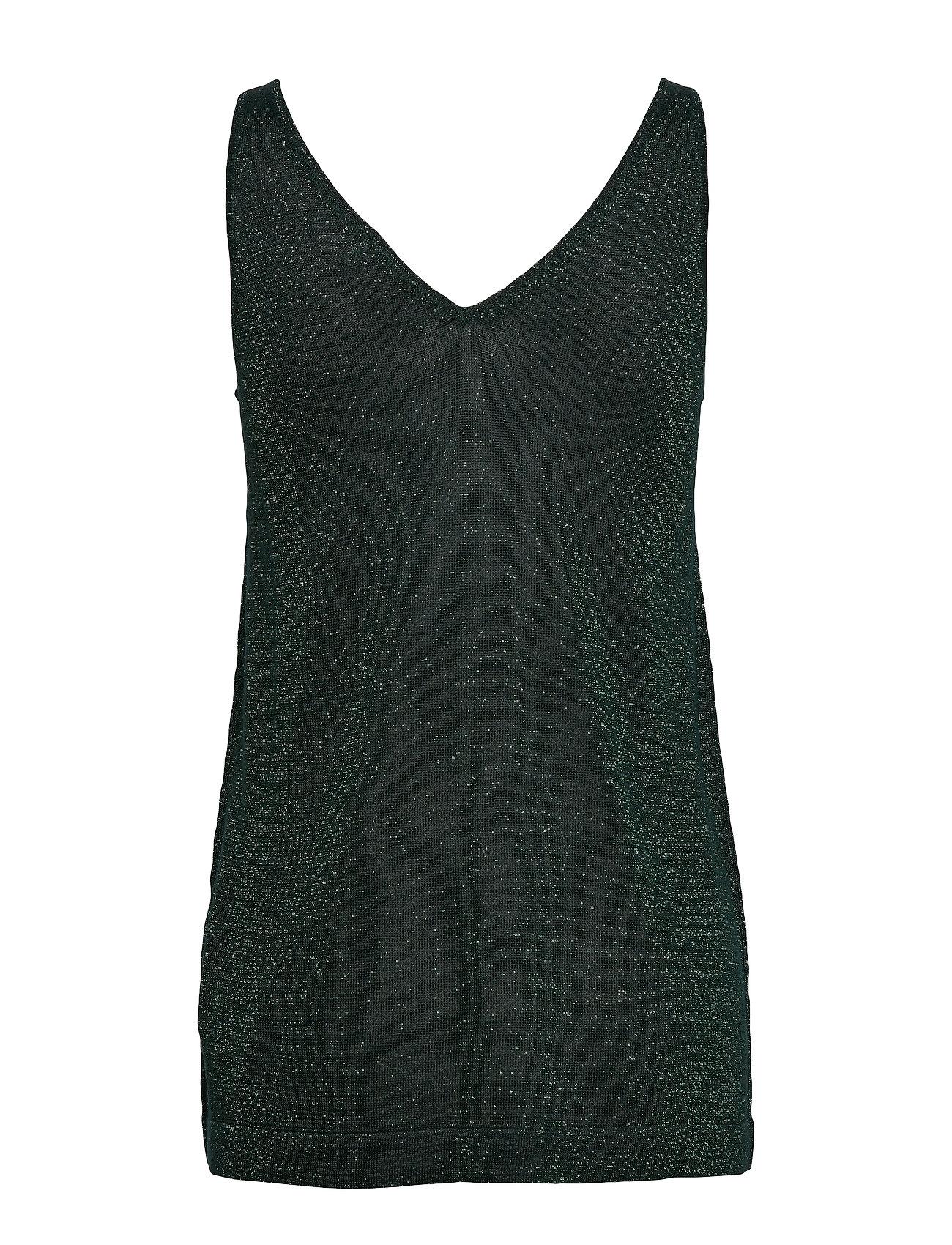 Cream Sierracr Knit Top - T-shirts & Toppar