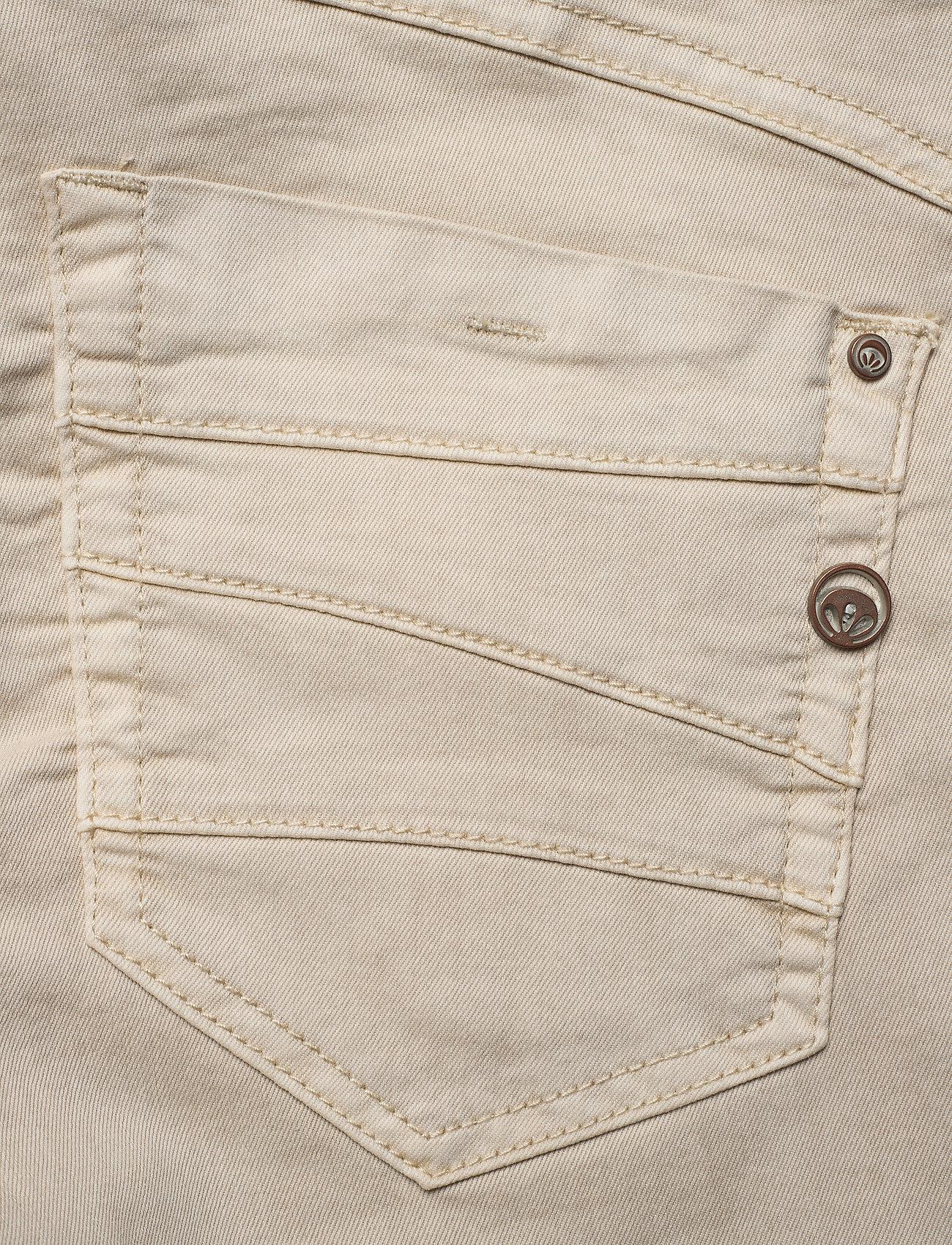 Cream - LotteCR Plain Twill - Coco Fit - skinny jeans - birch - 4
