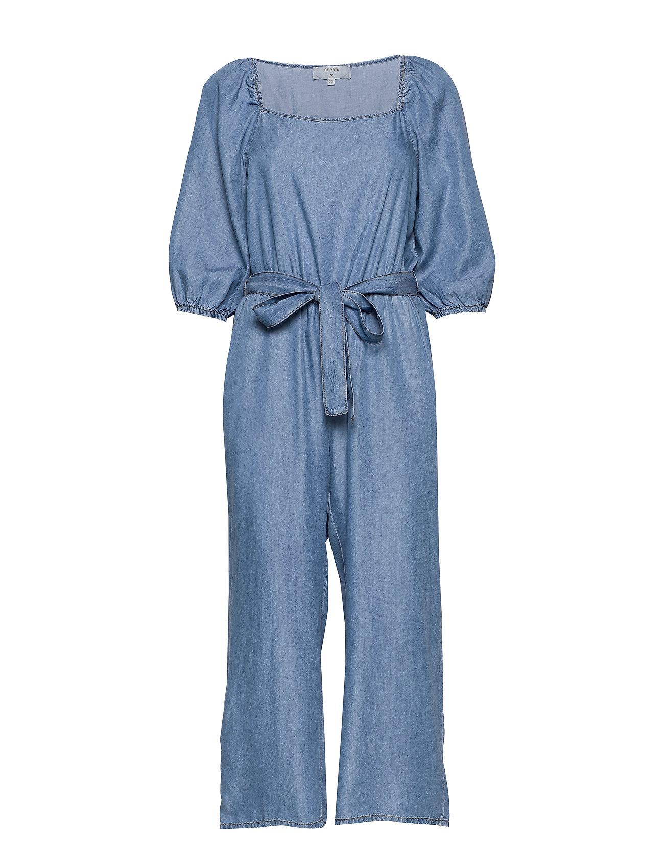 Cream VincaCR Jumpsuit - BLUE DENIM