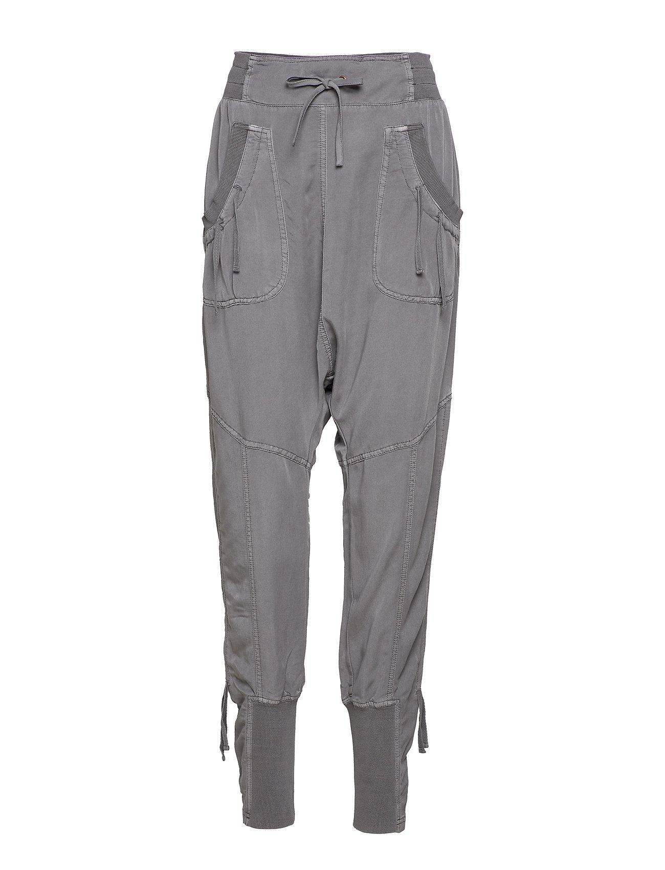 Cream Nanna pants - PITCH BLACK