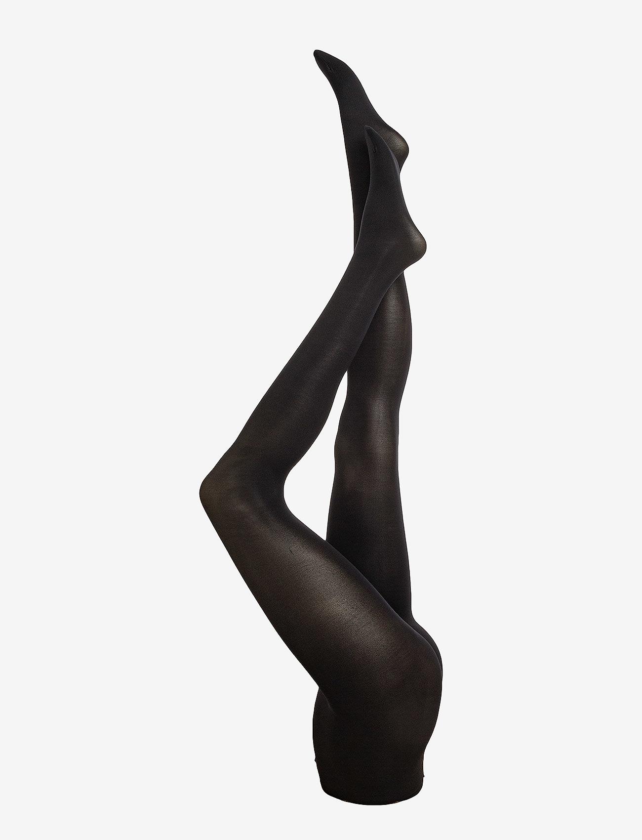 Cream - Madonna tights - basic - pitch black - 0