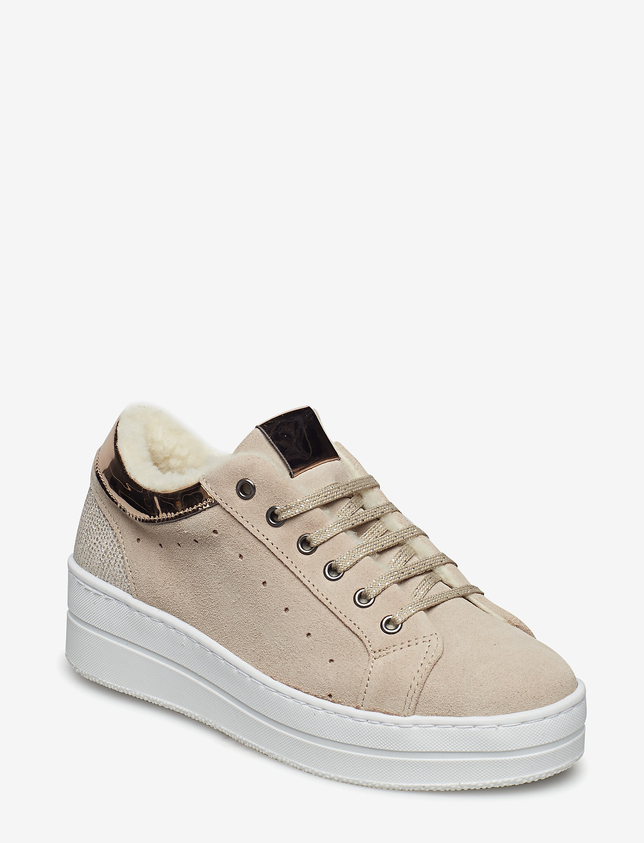 Cream - Lise sneakers - flat ankle boots - rose smoke