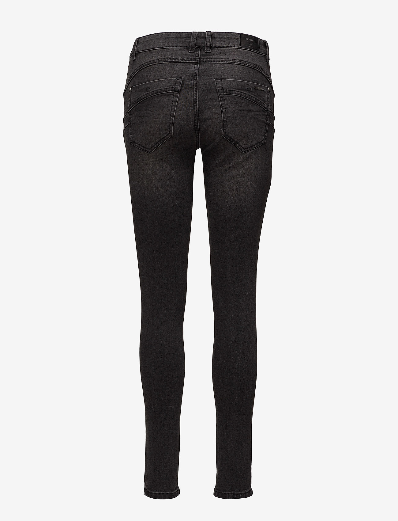 Cream - Sally Jeans - Shape fit - skinny jeans - dark grey denim