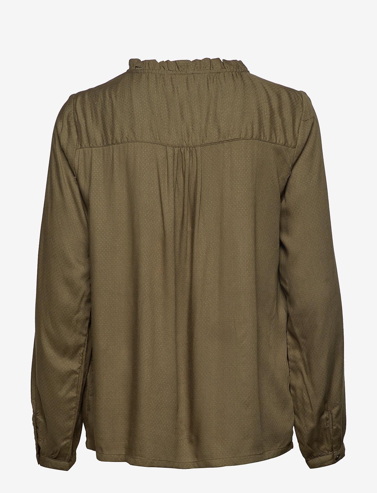 Cream Gigi Shirt - Bluzki & Koszule SEA GREEN - Kobiety Odzież.