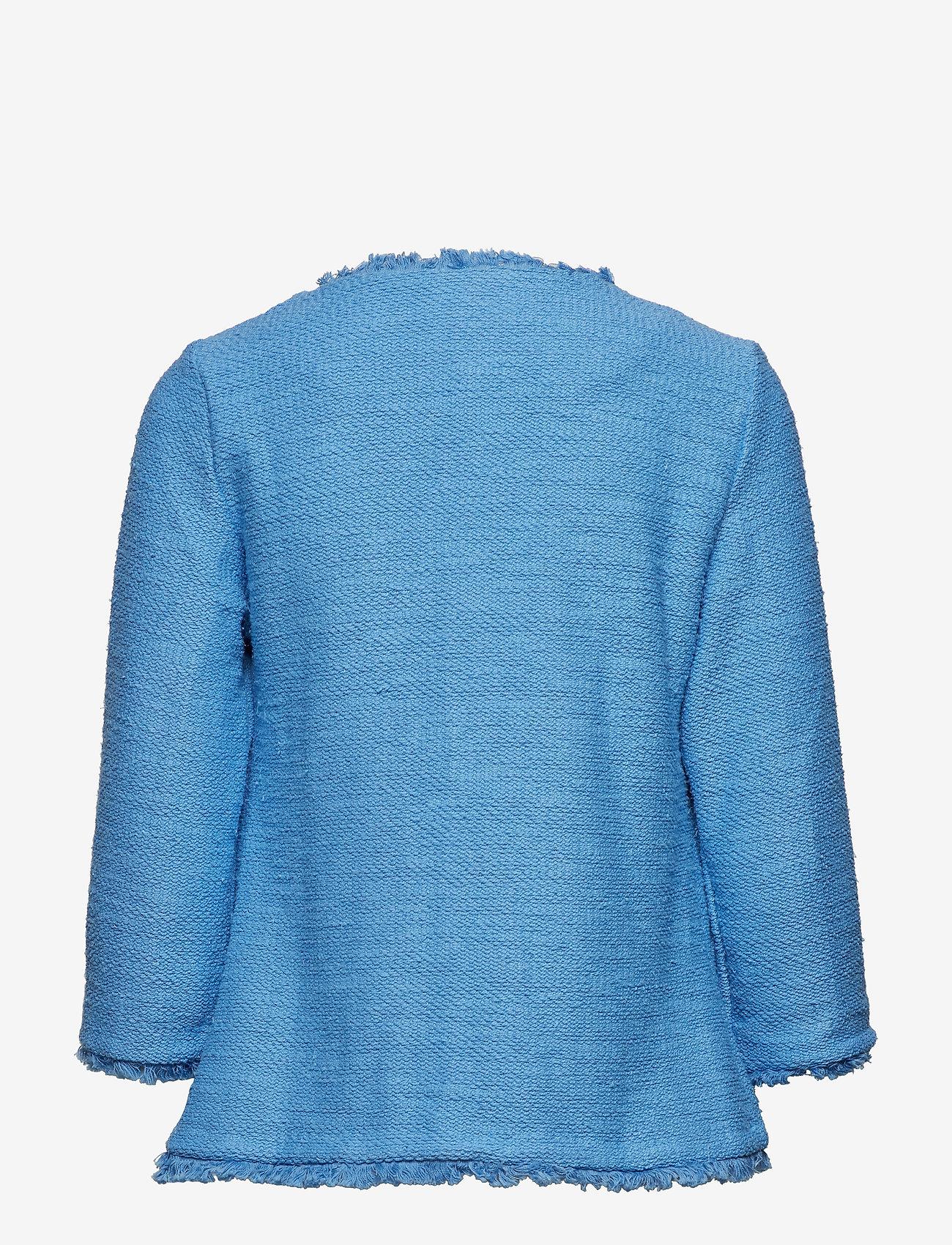 Cream - Neru cardigan - blazers - provence blue