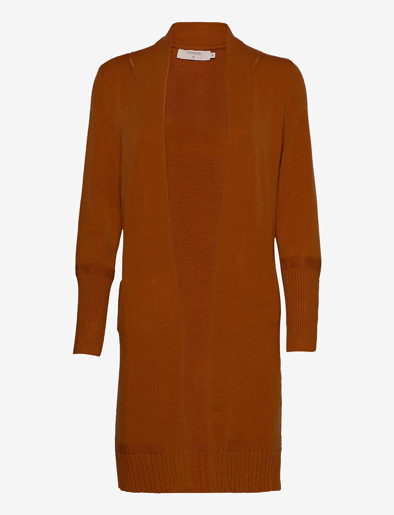 Cream - Amandine Knit Cardigan - swetry rozpinane - meerkat - 0